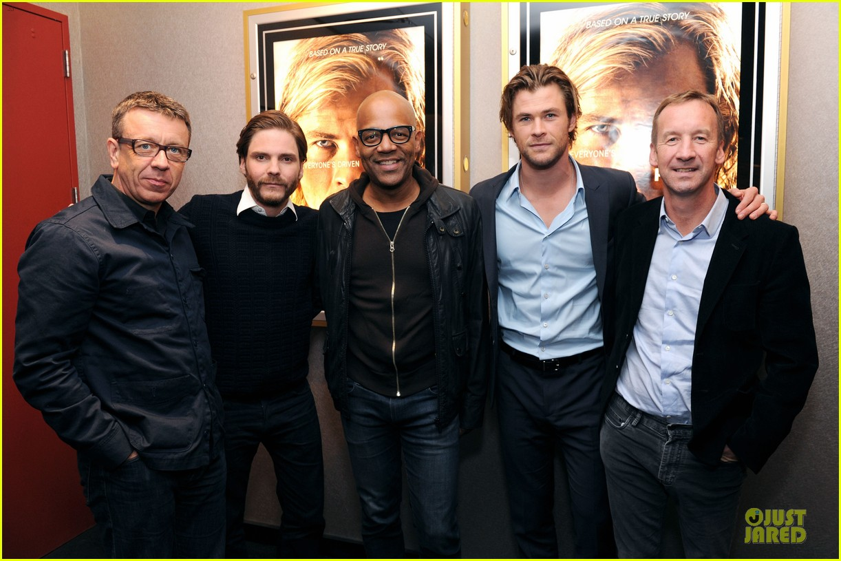 chris hemsworth daniel bruhl rush nyc screening 14