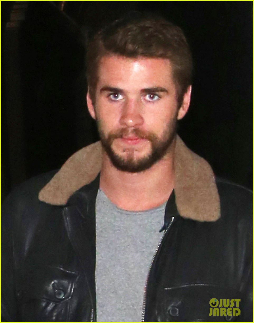 liam hemsworth reunites with brother chris in london 022941648