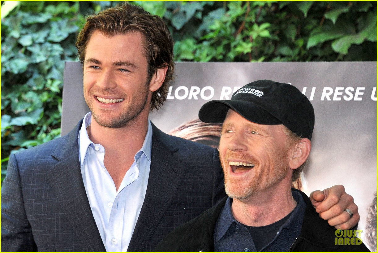 chris hemsworth daniel bruhl rush photo call in rome 132951968
