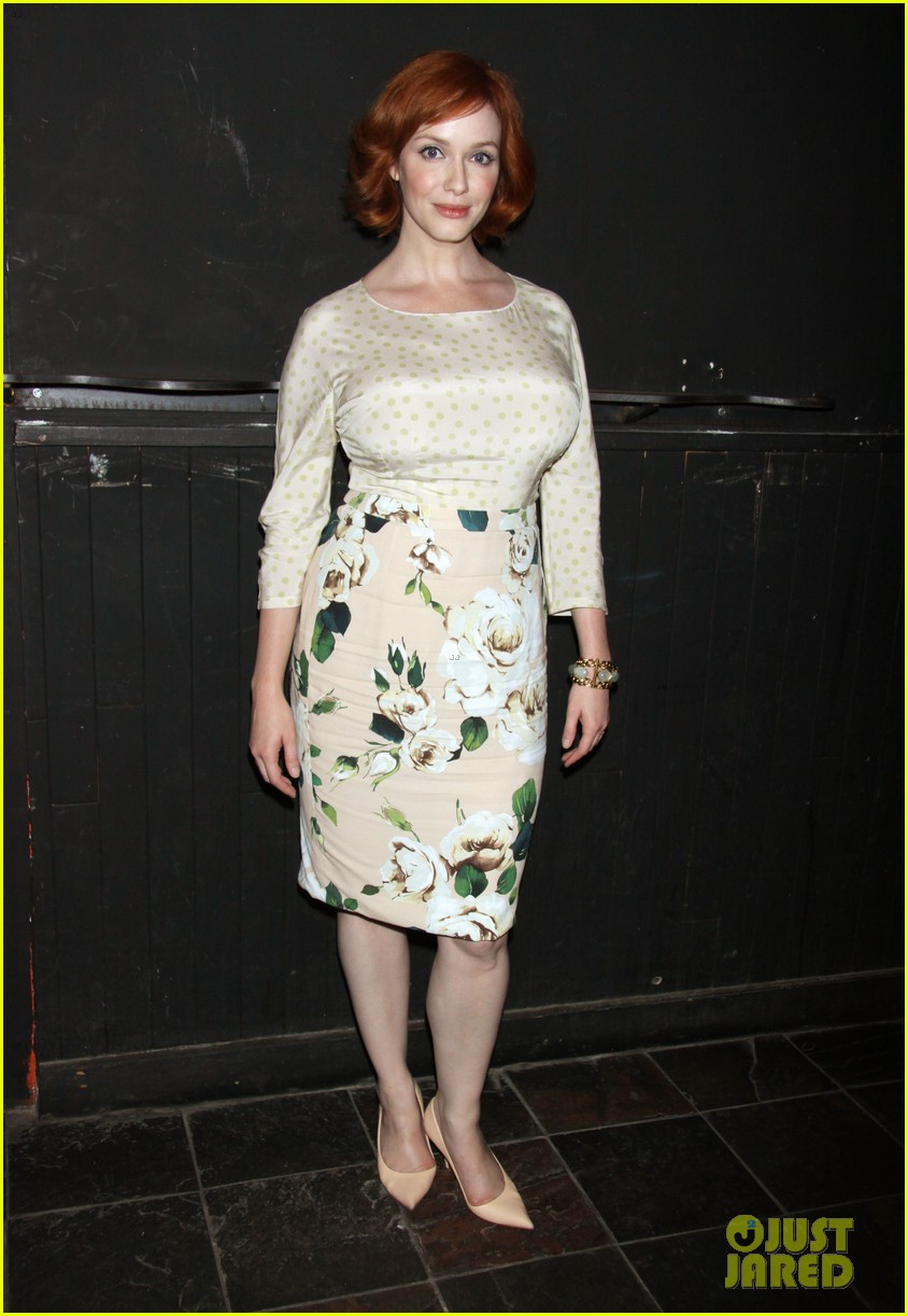 christina hendricks taye diggs everything is ours opening 012944098