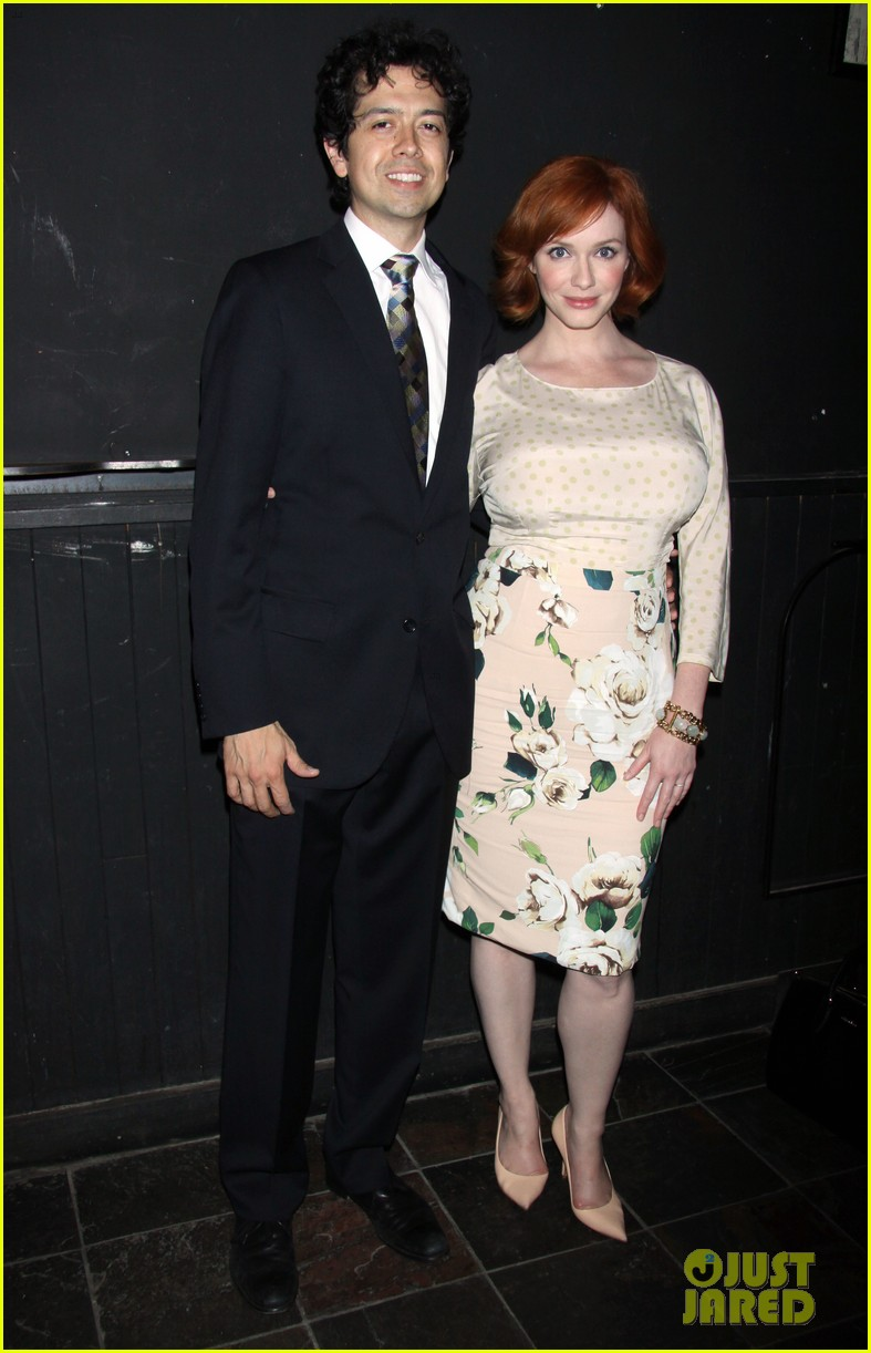 christina hendricks taye diggs everything is ours opening 042944101