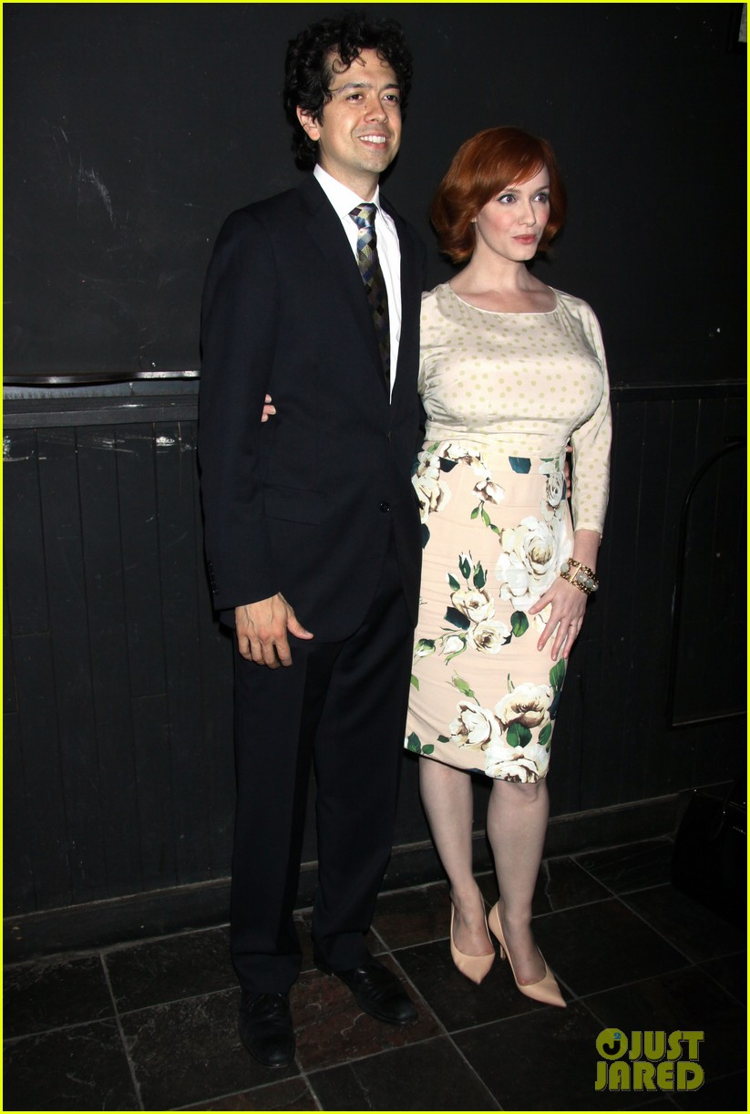 christina hendricks taye diggs everything is ours opening 062944103