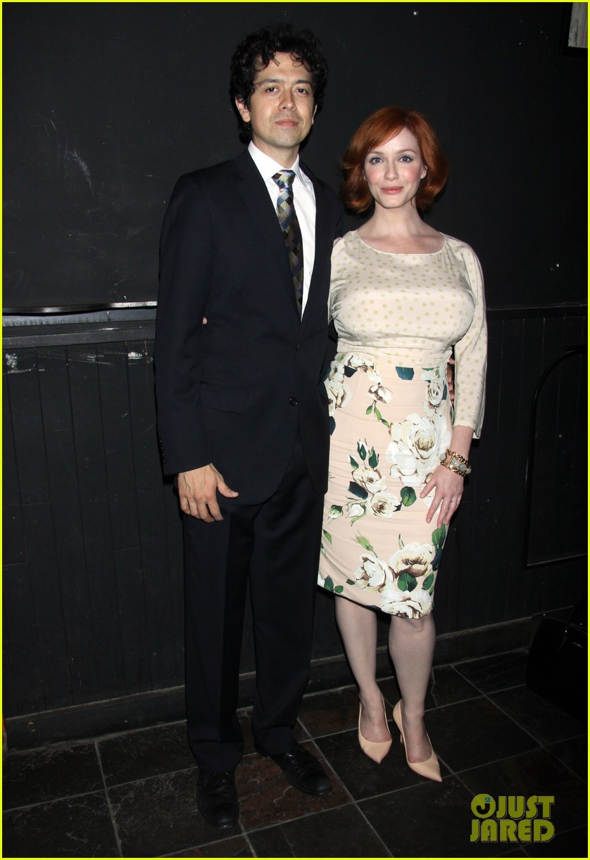 christina hendricks taye diggs everything is ours opening 072944104