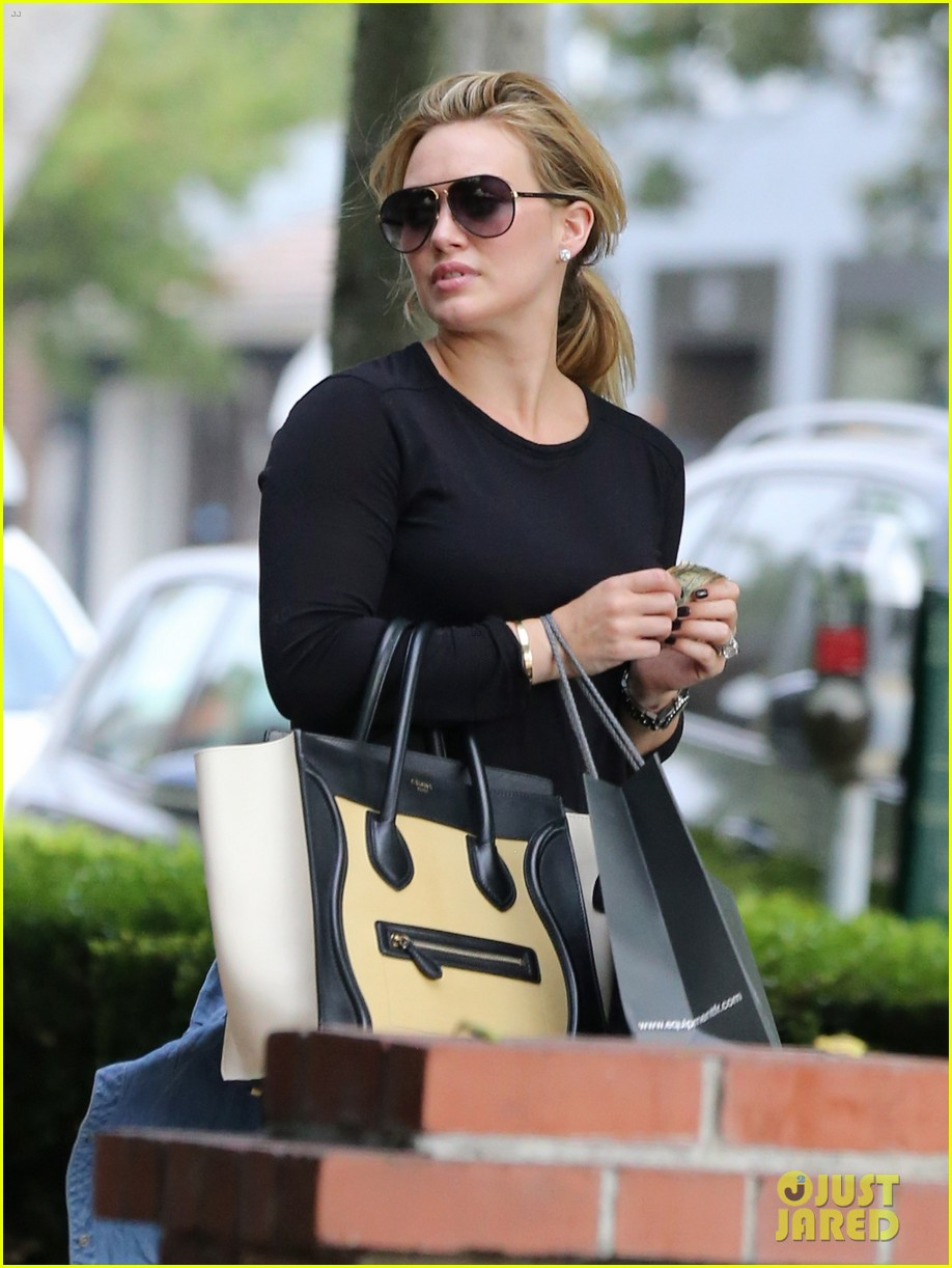 hilary duff girls day out with lisa stelly 052957689