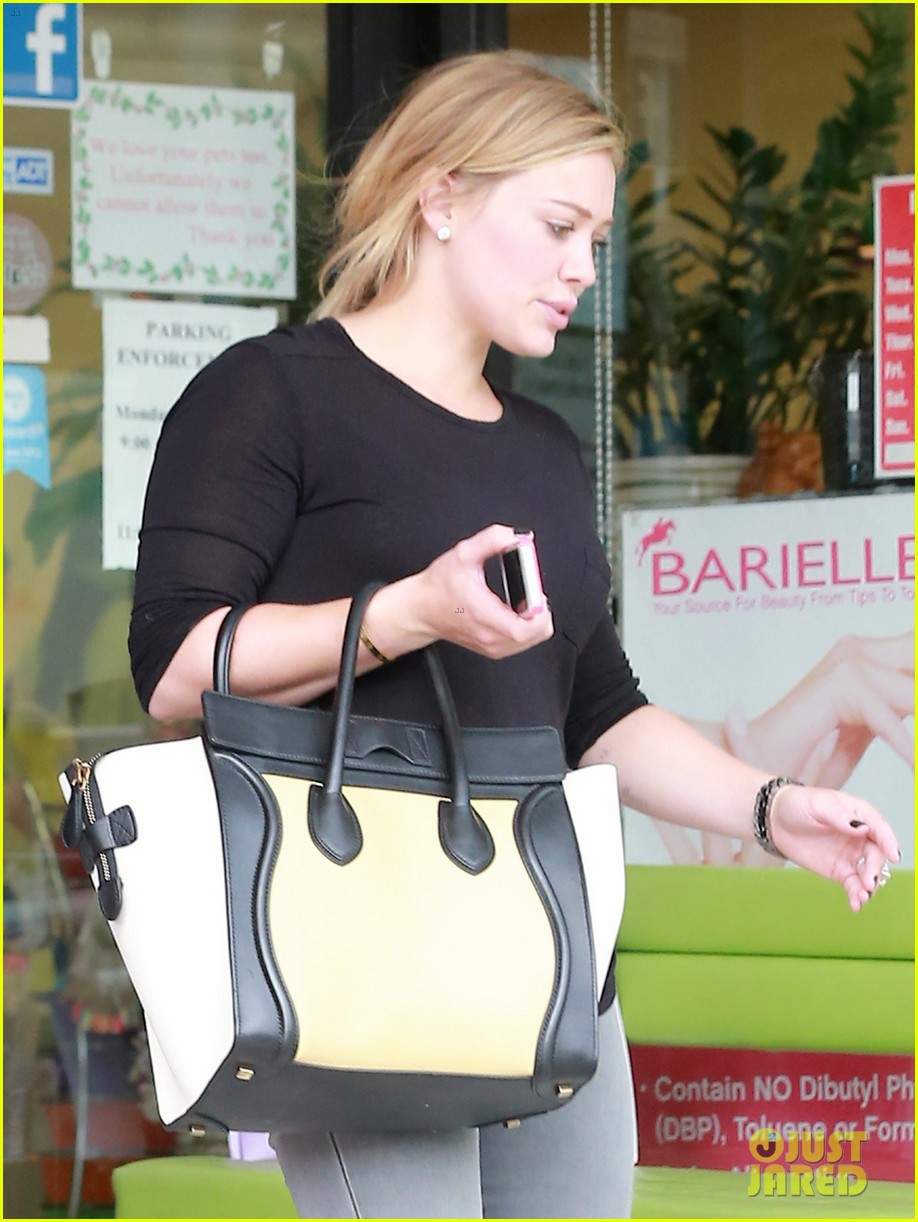 hilary duff girls day out with lisa stelly 212957705