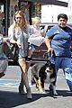 hilary duff hits starbucks after vet visit 14