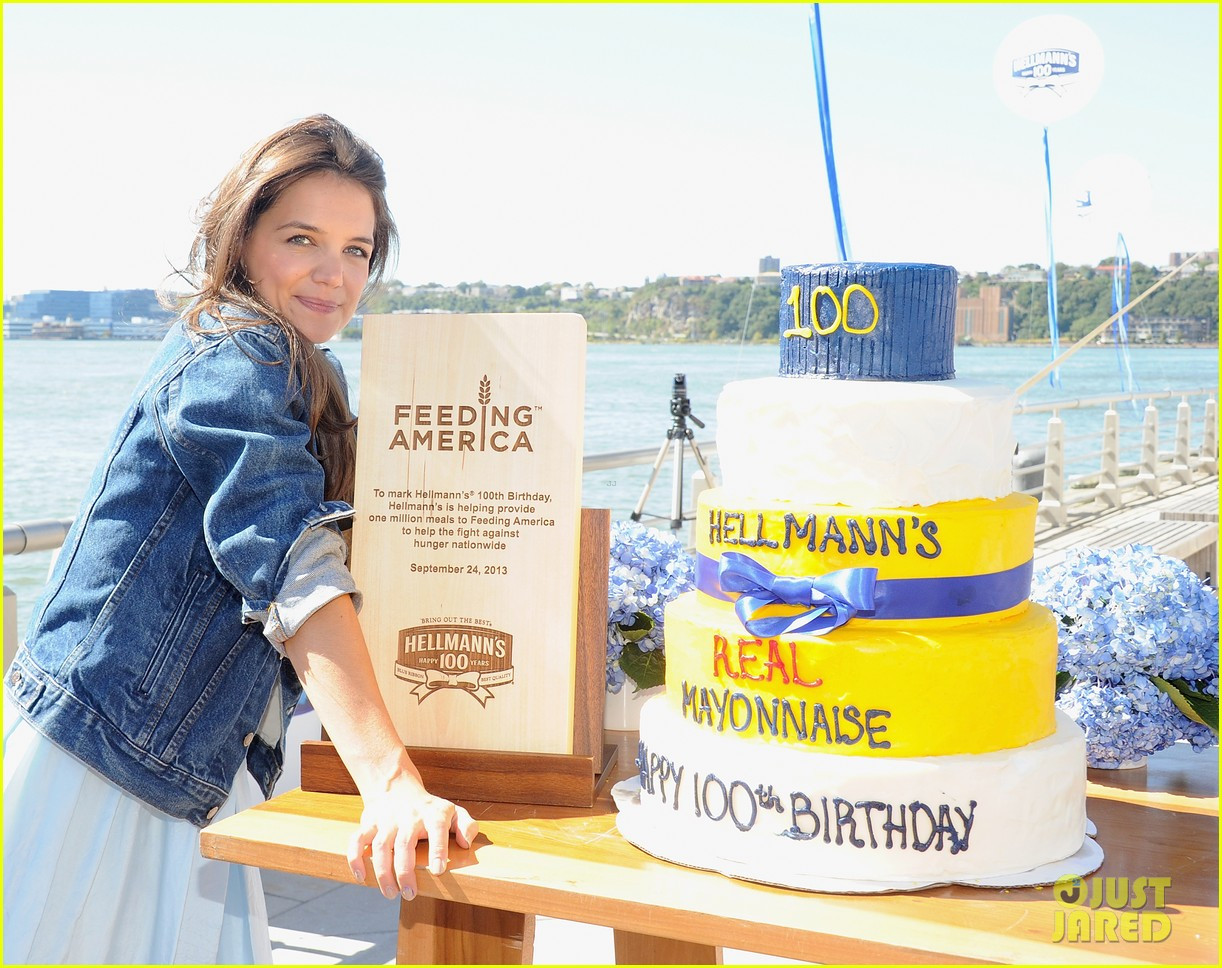 katie holmes hellmens 100th anniversary event 102959306