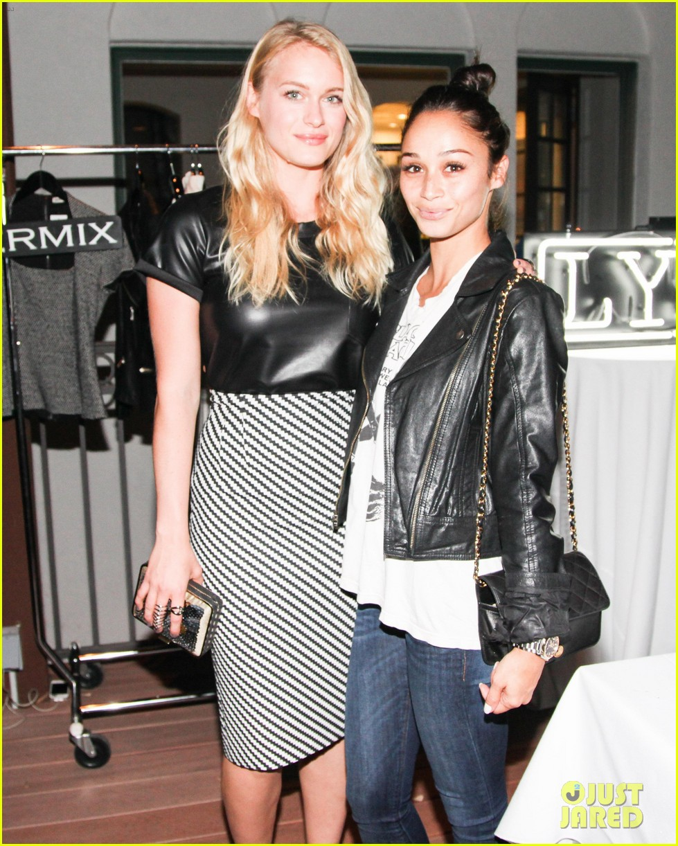 julianne hough cara santana lemonade lunch ladies 042960268