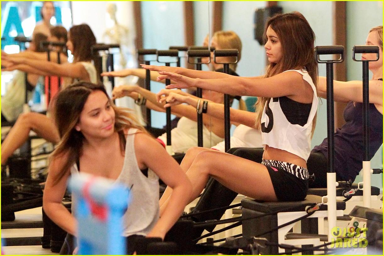 vanessa hudgens friday morning pilates with stella 012956150