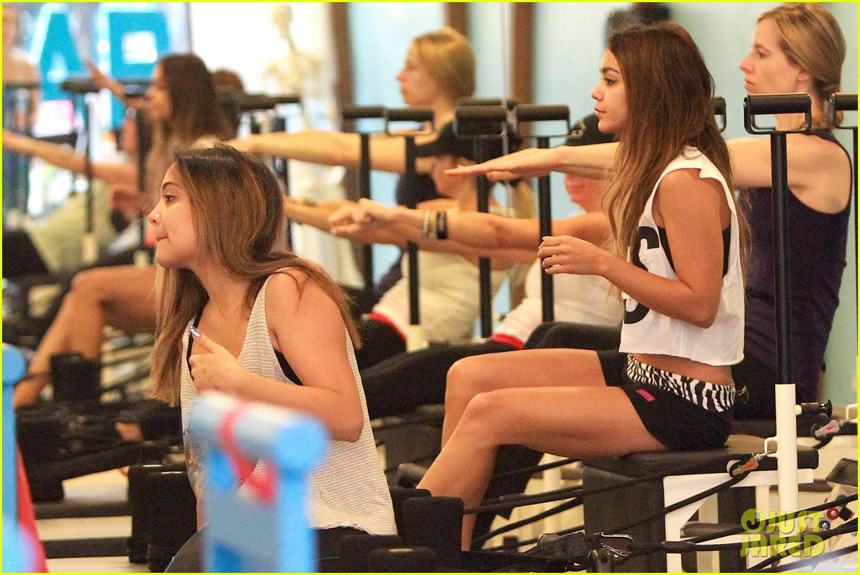 vanessa hudgens friday morning pilates with stella 072956156