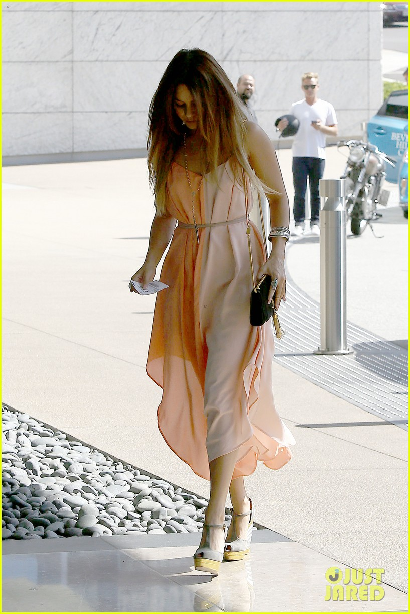 vanessa hudgens steps out for beverly hills meeting 022955623