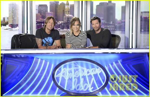 jennifer lopez harry connick jr first american idol judges photo 012943560