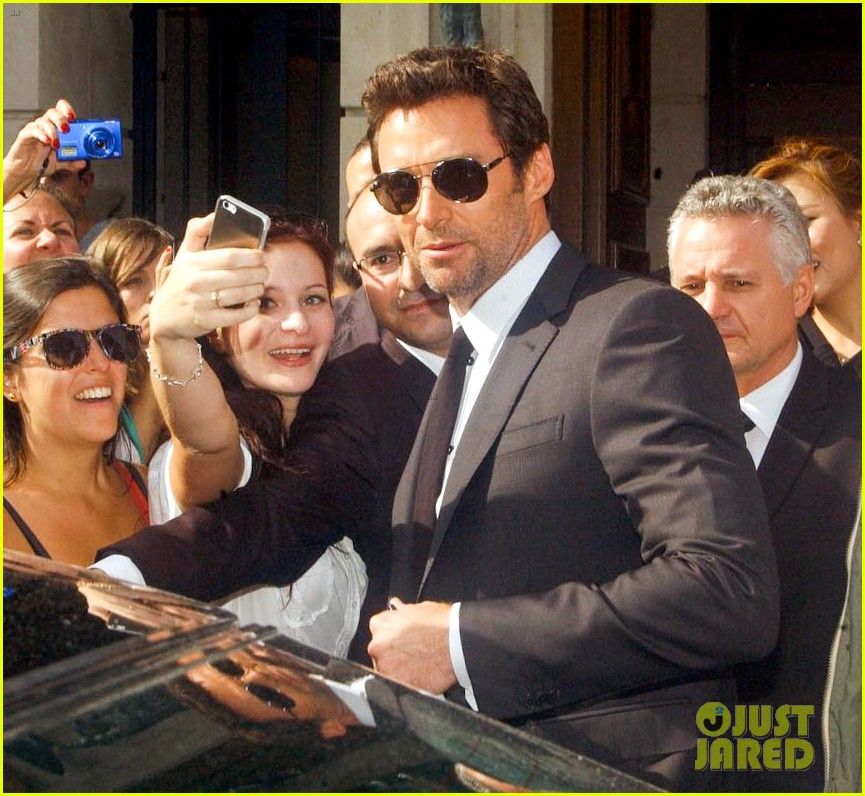 hugh jackman my wife my kids are what matters to me 082960988