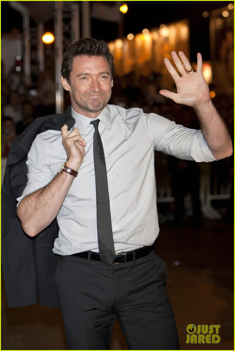 hugh jackman my wife my kids are what matters to me 142960994