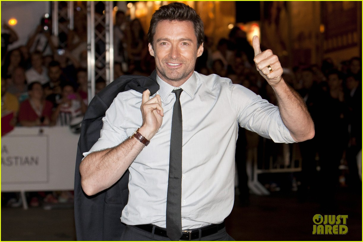 hugh jackman my wife my kids are what matters to me 182960998