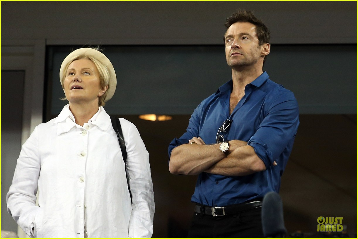 hugh jackman jesse metcalfe us open womens final 022947821