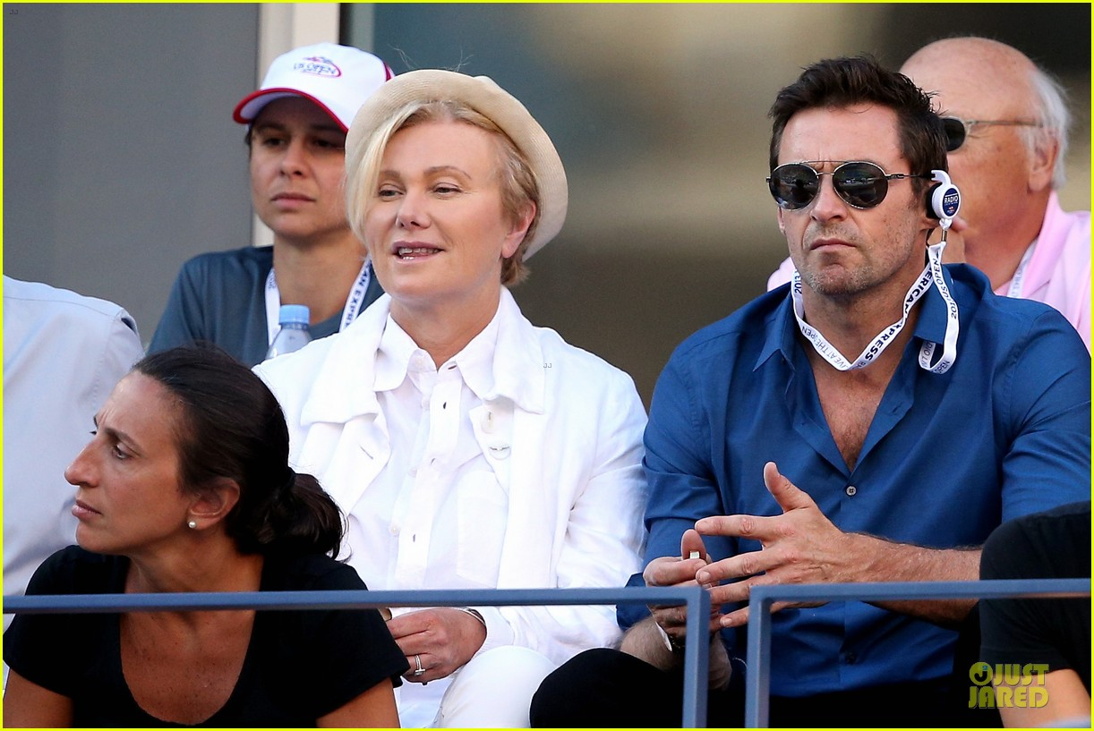 hugh jackman jesse metcalfe us open womens final 06