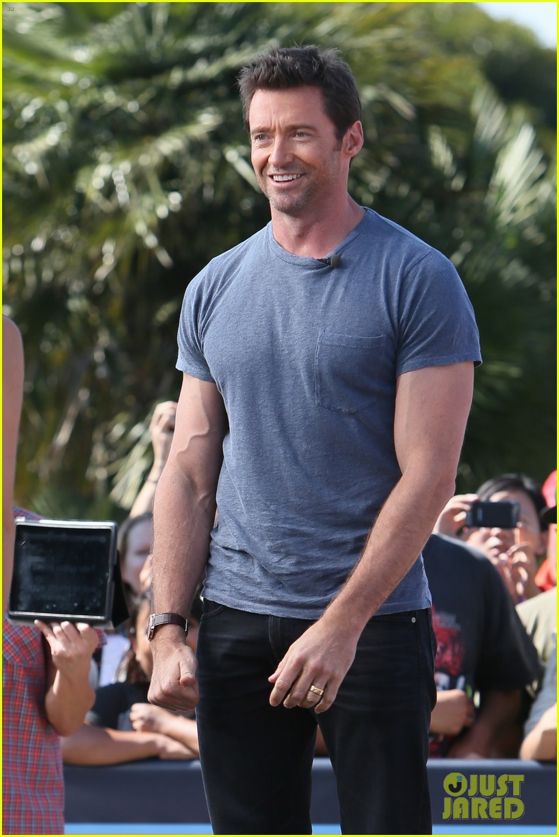 hugh jackman prisoners premiere talk show appearances 122951132