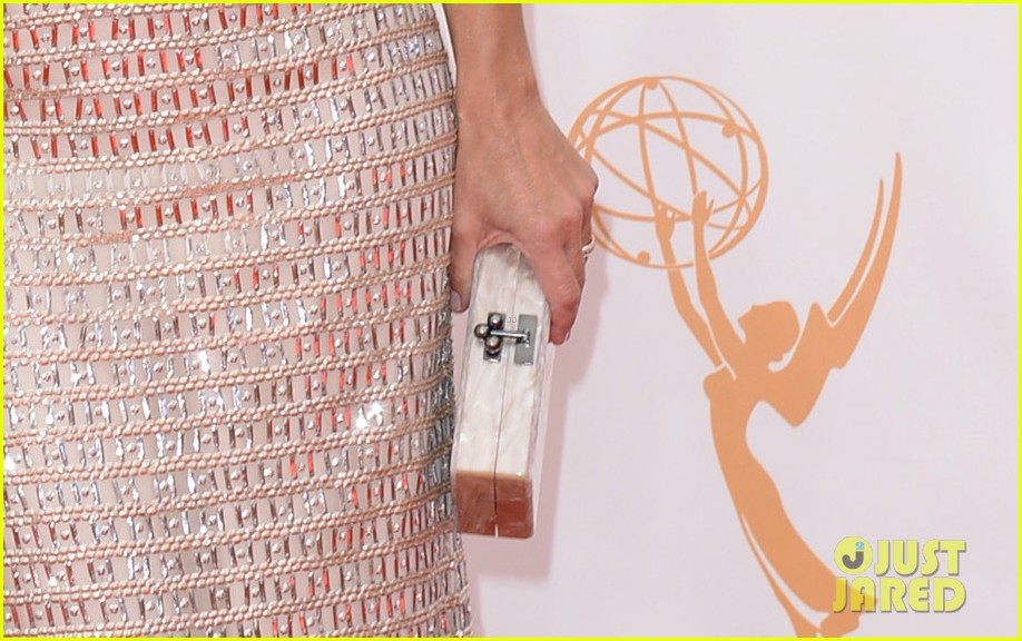 julie louis dreyfus emmys 2013 red carpet 042957995