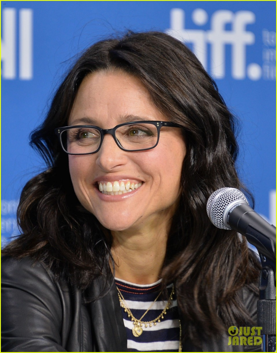 julia louis dreyfus enough said tiff press conference 012947334