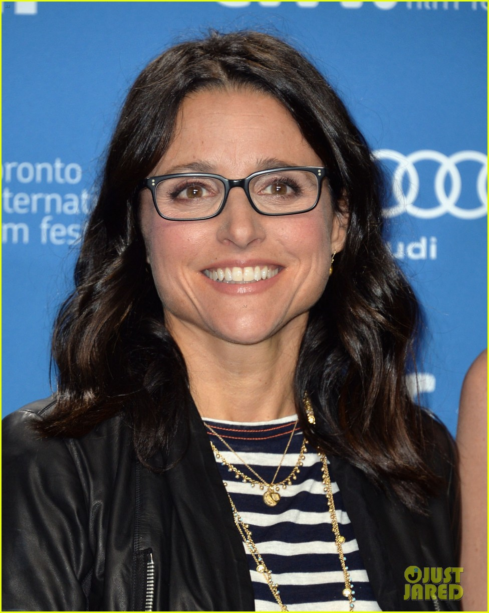 julia louis dreyfus enough said tiff press conference 082947341
