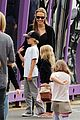 angelina jolie arts crafts afternoon with shiloh vivienne 33