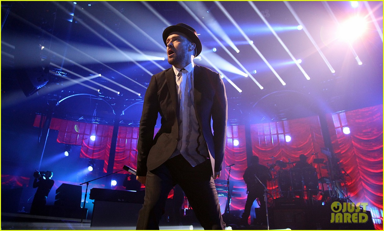 justin timberlake performs itunes music festival 2013 092962779