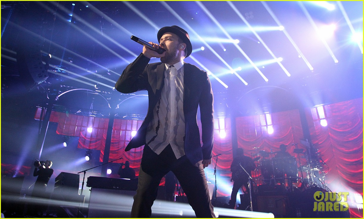 justin timberlake performs itunes music festival 2013 102962780