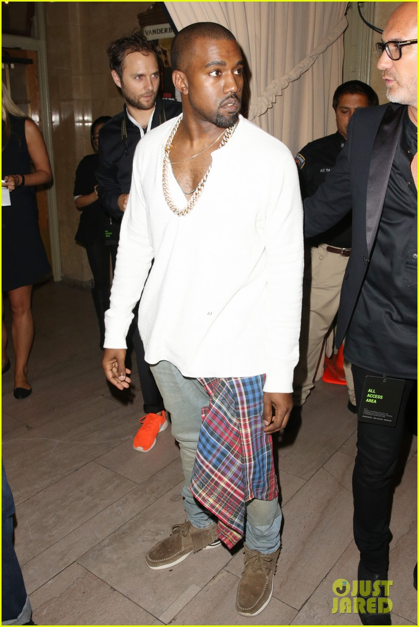 kanye west diesel black gold show after fallon surprise 012949447