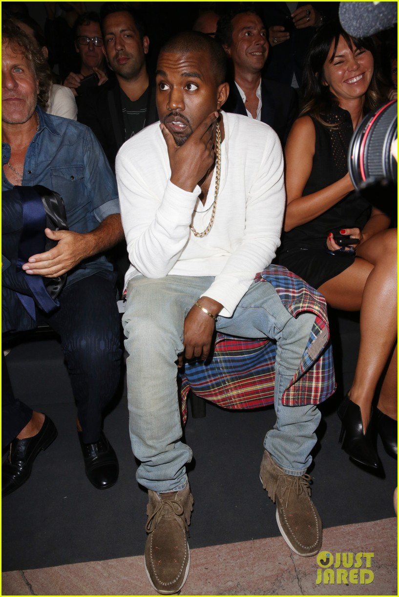 kanye west diesel black gold show after fallon surprise 072949453