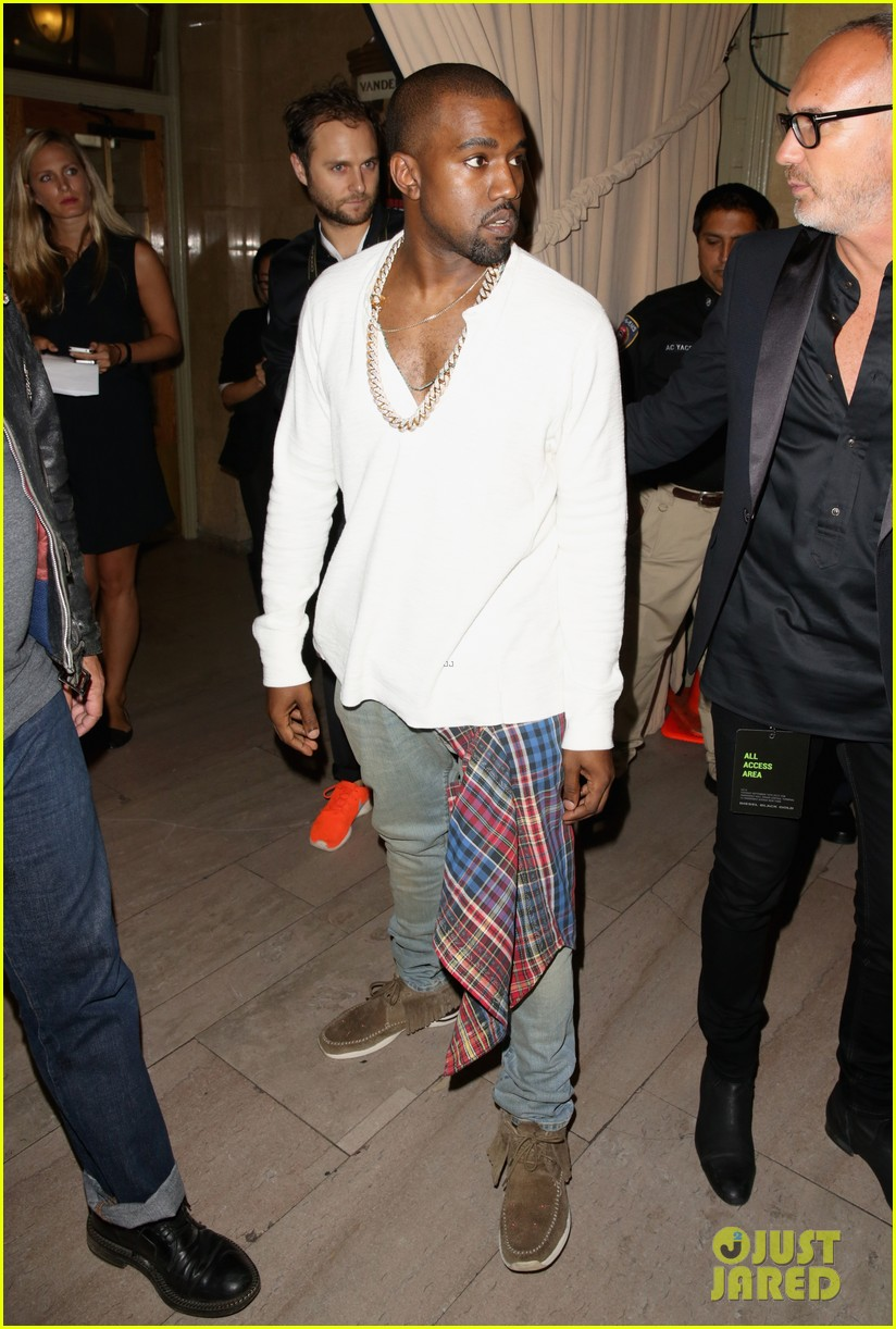 kanye west diesel black gold show after fallon surprise 172949463