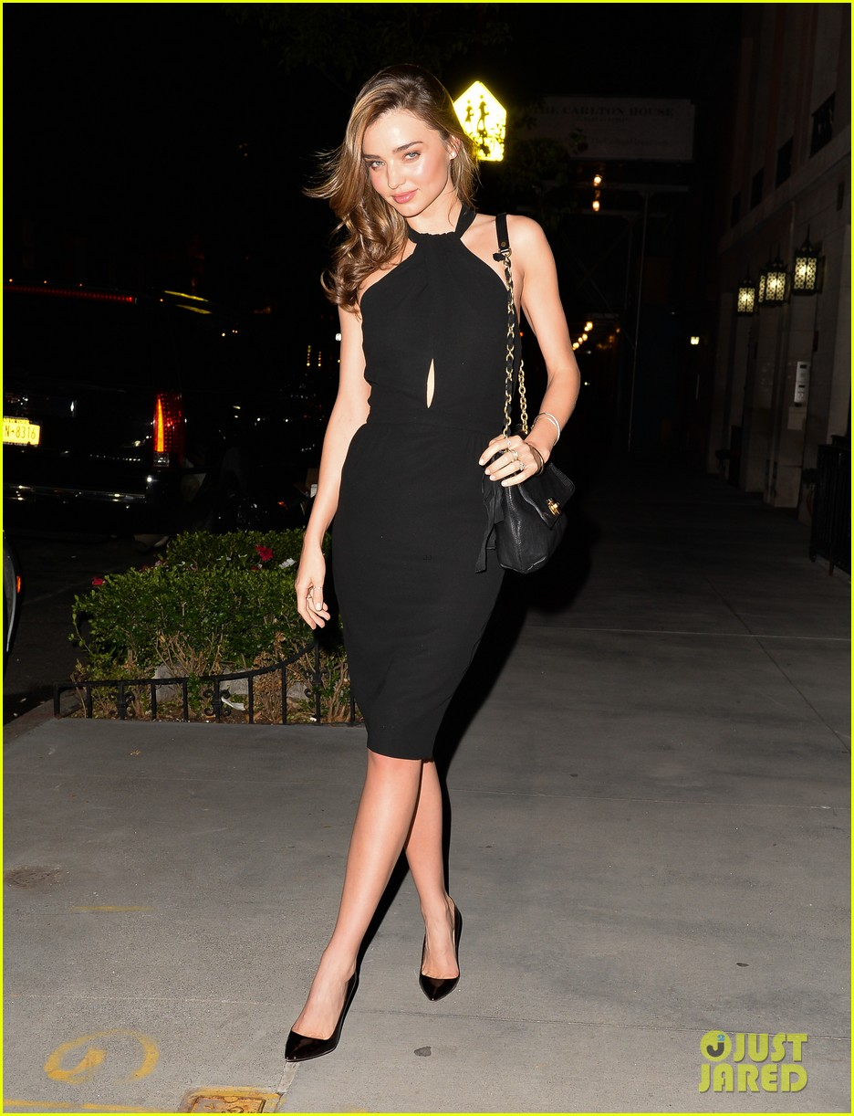 miranda kerr girls night out after family time in central park 032960950
