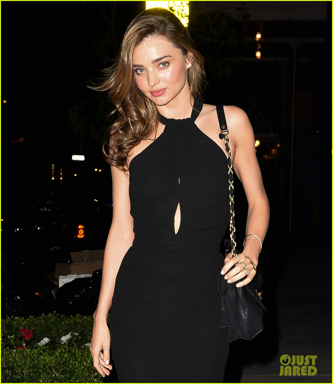 miranda kerr girls night out after family time in central park 04
