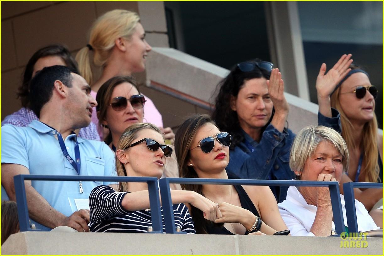 miranda kerr us open womens final spectator 022947471
