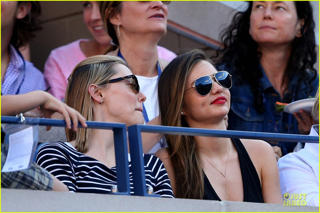 miranda kerr us open womens final spectator 052947474