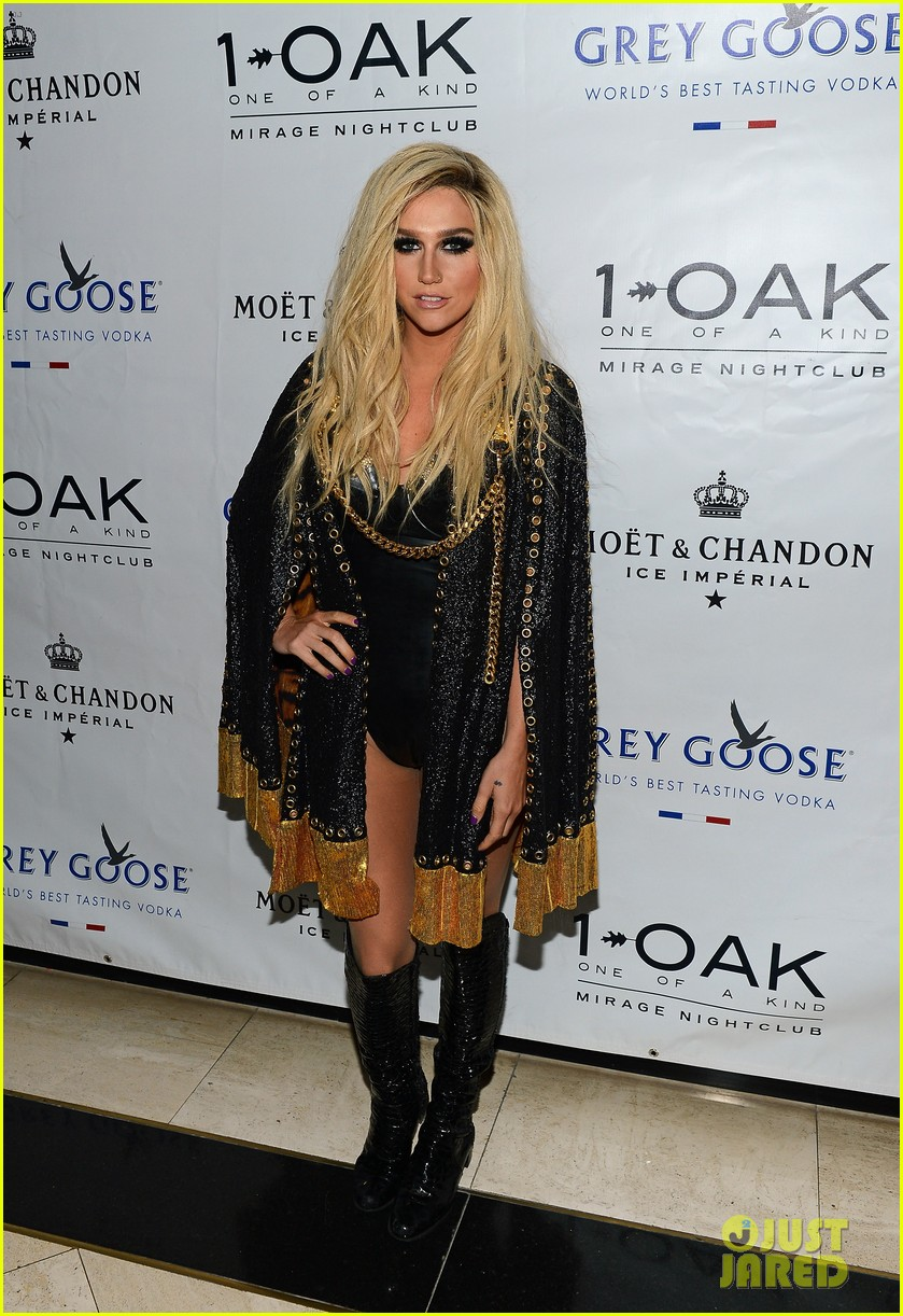 kesha 1 oak nightclub performance in vegas 012942320