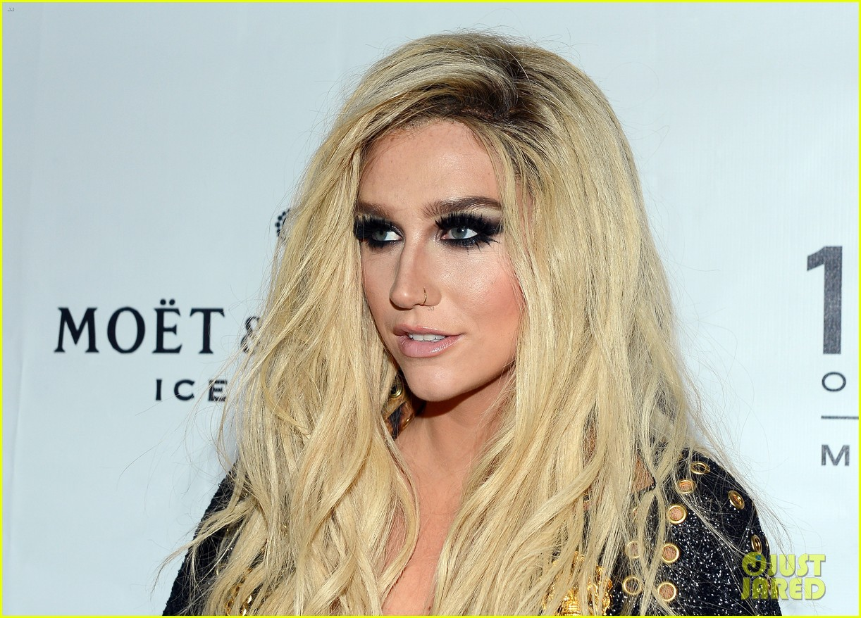 kesha 1 oak nightclub performance in vegas 20