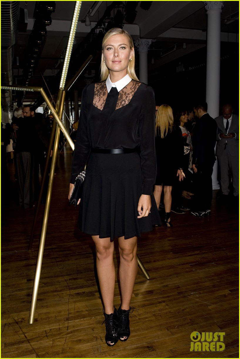alicia keys maria sharapova jason wu fashion show 082945217