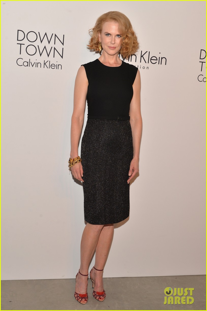 nicole kidman rooney mara calvin klein collection party 012951106