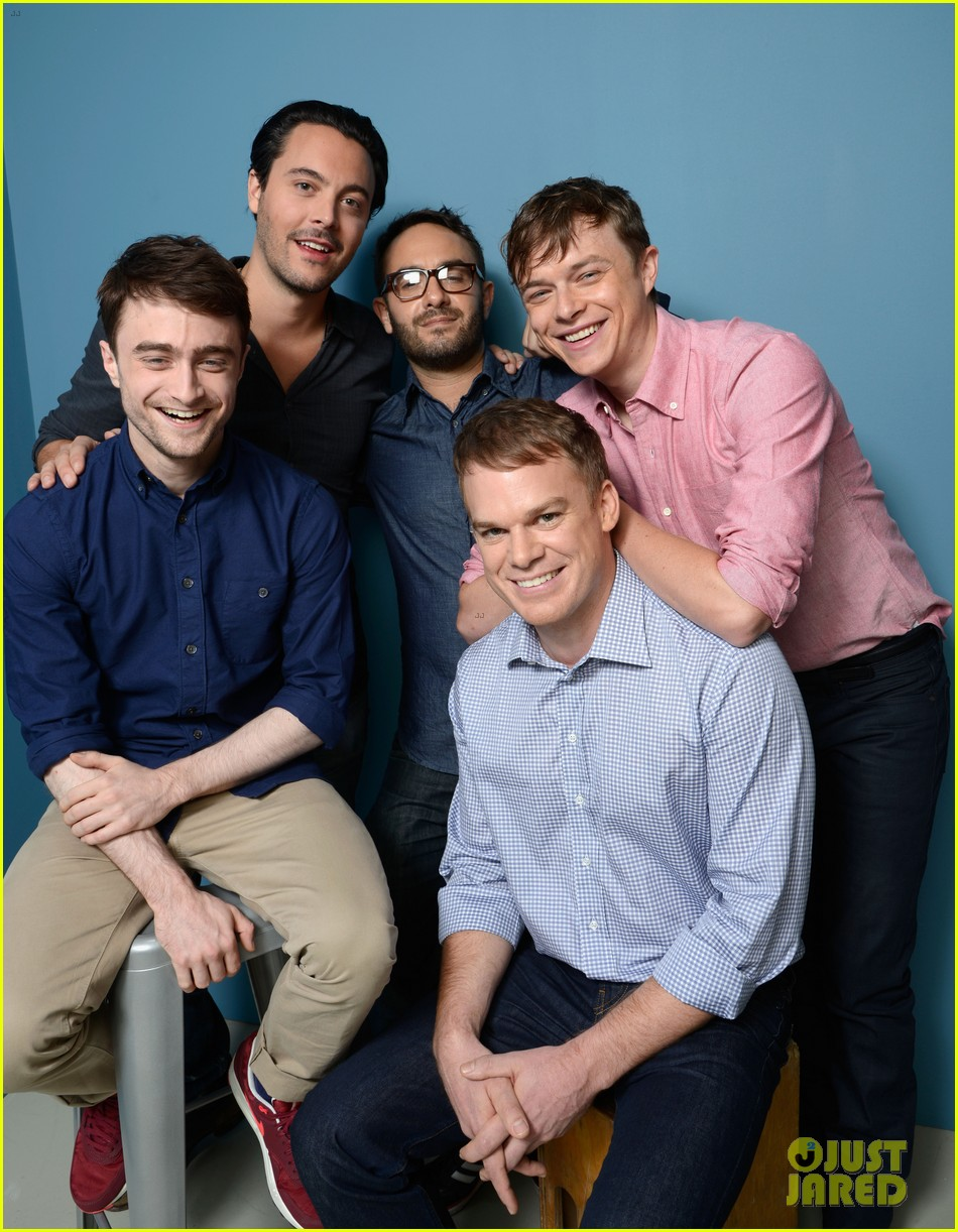 michael c hall daniel radcliffe kill your darlings tiff cast portraits 032946976