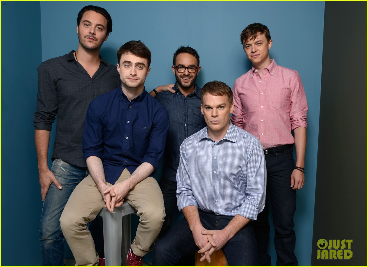 michael c hall daniel radcliffe kill your darlings tiff cast portraits 102946983