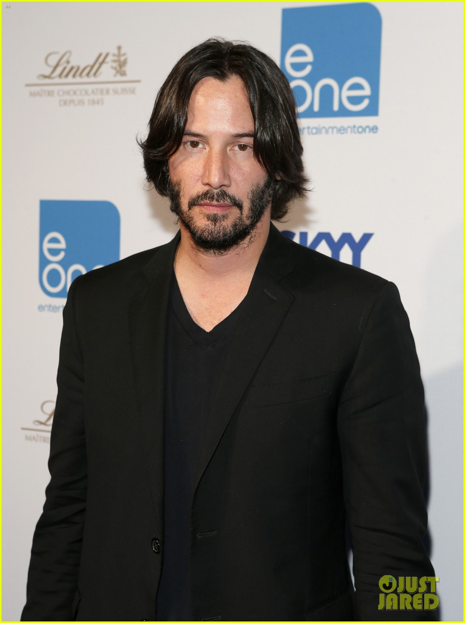taylor kitsch keanu reeves variety entertainment one party 062949354