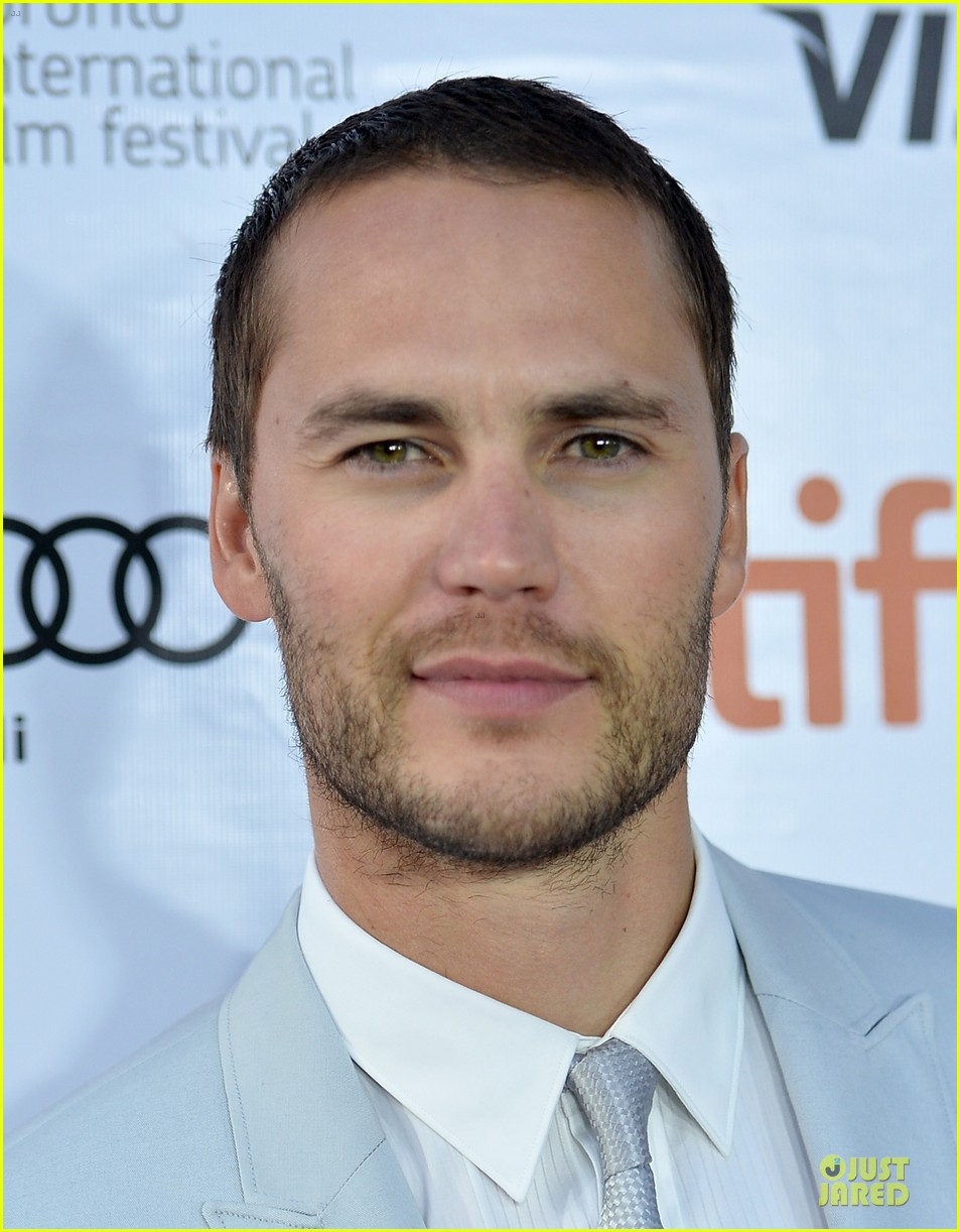 taylor kitsch the grand seduction tiff premiere 14