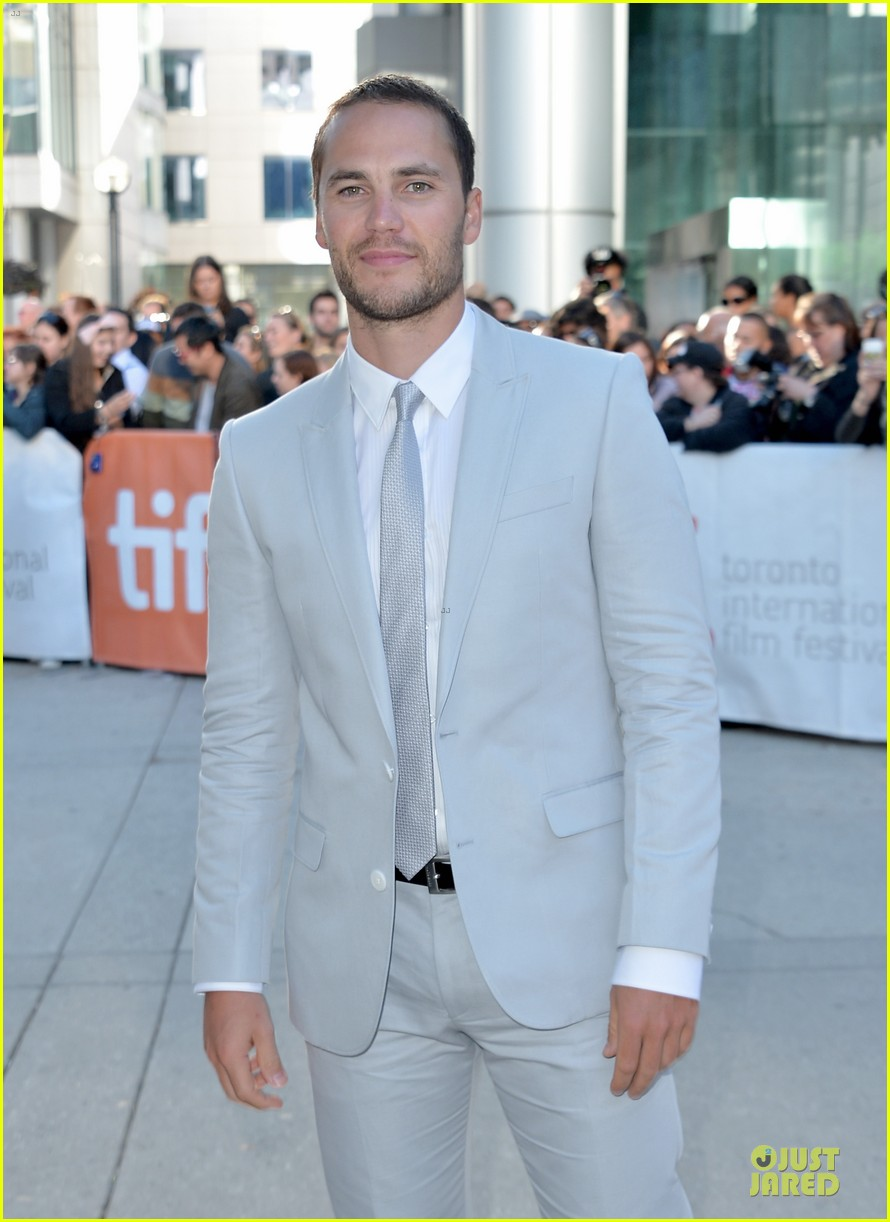 taylor kitsch the grand seduction tiff premiere 152947804