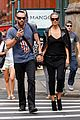 heidi klum martin kirsten soho morning stroll couple 11