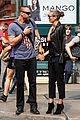 heidi klum martin kirsten soho morning stroll couple 16