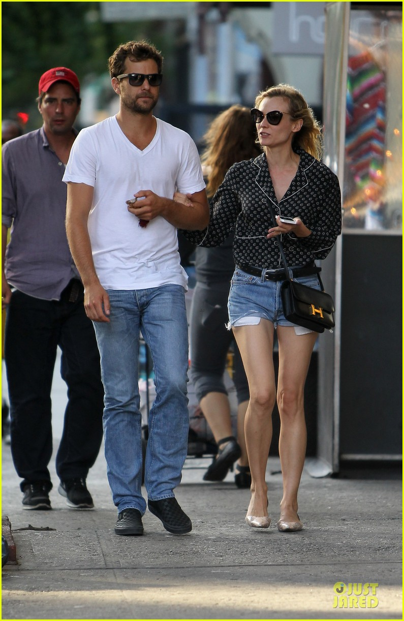 diane kruger joshua jackson hook arms for nyc stroll 082956886