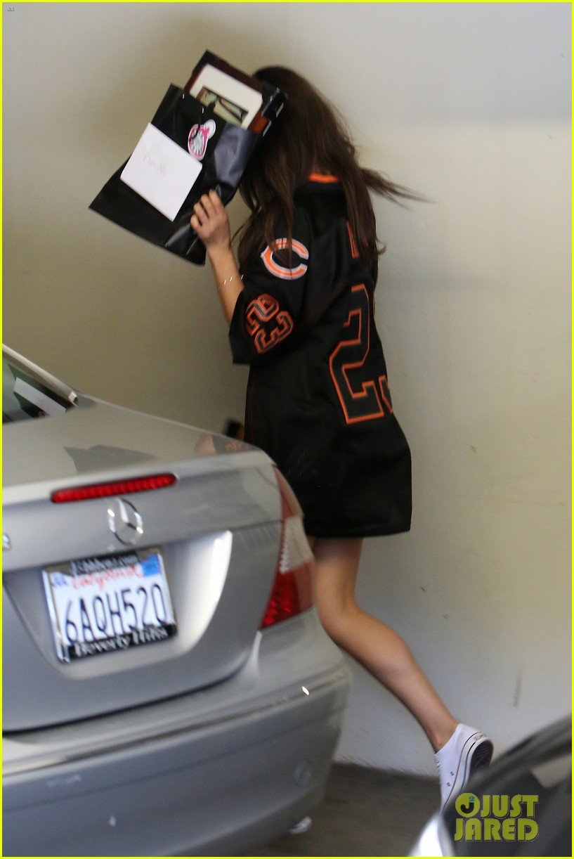 ashton kutcher mila kunis chicago bears twosome 022953311