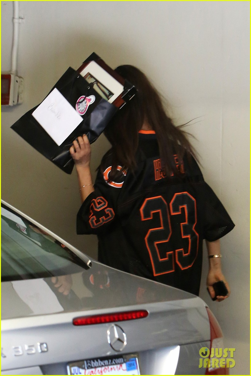 ashton kutcher mila kunis chicago bears twosome 042953313