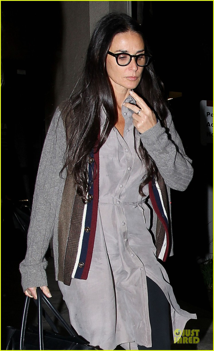 ashton kutcher demi moore reunite for tech conference 042949869